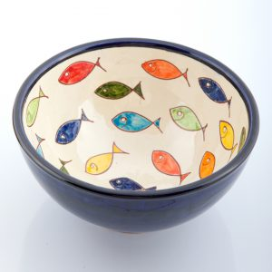 Appetiser_Bowl_Coloured_Fish_15cm