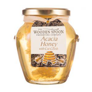Honeycomb&Acacia_Honey_340g