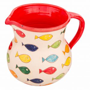 Large_Jug_Coloured_Fish_19cm