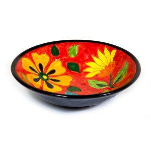 Pasta_Bowl_Flowers_23cm