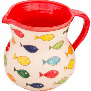col fish jug