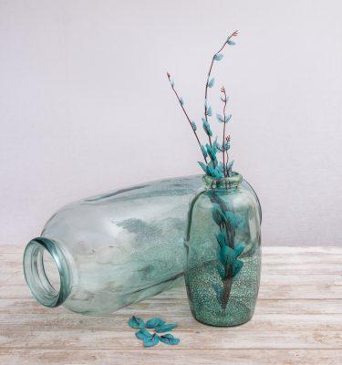 Teardrop - 100% Recycled Glass