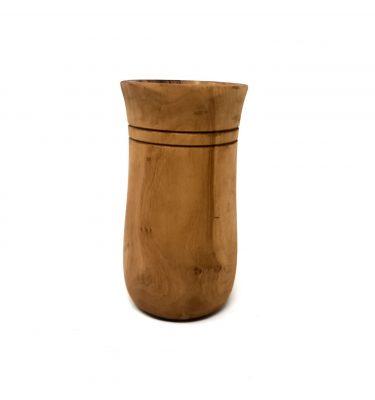 Olive Wood Vase