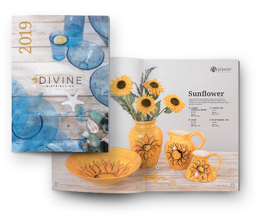 Divine Distribution 2019 brochure