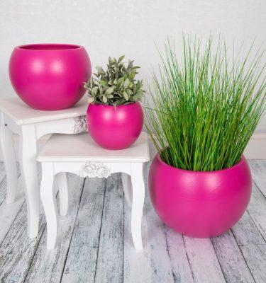 Epoxi round pots - re-sized