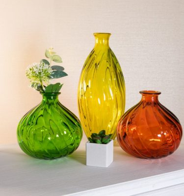 Ola - 100% Recycled Glass